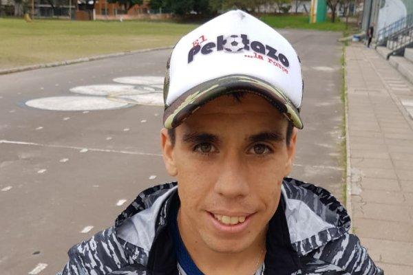 Julián Molina, un atleta que sueña en grande y apuesta a la superación diaria