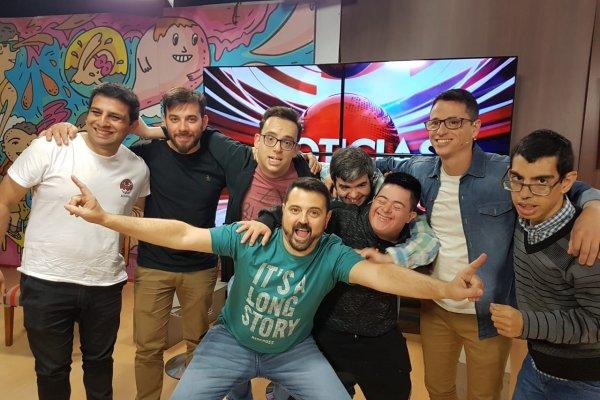 Facheros y Picantes, un programa inclusivo y futbolero en la radio paranaense