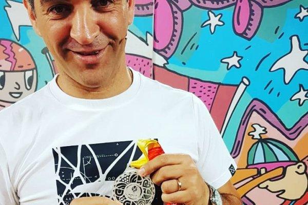 """Seigorman: """"Ser subcampeón del mundo es el premio más importante de mi carrera"""""""