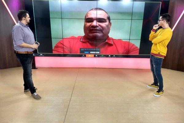 """Chilavert:  """"El fútbol de hoy en día está tan contaminado como la política"""""""