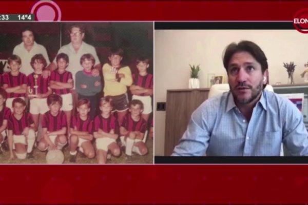 """Bruno Marioni: """"Tuve la suerte de hacer realidad el sueño de mis compañeros de Patronato"""""""
